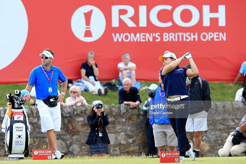 Ricoh Women's British Open - Previews : News Photo