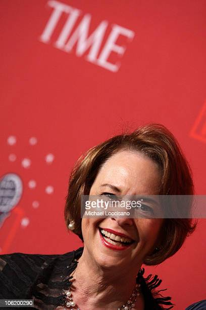 "Inc. Chairman and CEO Anne Moore attends Time's ""100 Most Influential People In The World"" Gala at Jazz at Lincoln Center in New York City on May 8,..."