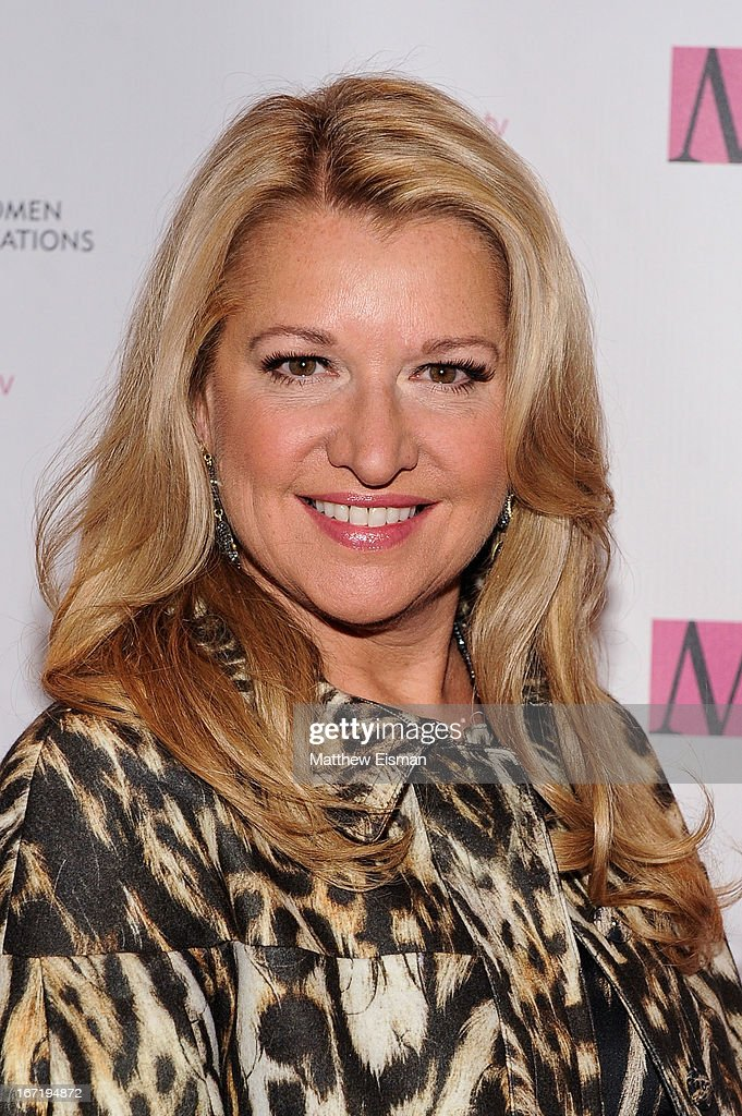 CEO, HSN, Inc. Mindy Grossman attends the New York Women In Communications 2013 Matrix Awards at The Waldorf Astoria on April 22, 2013 in New York City.