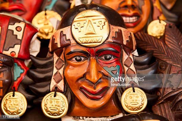 Inka Gesicht
