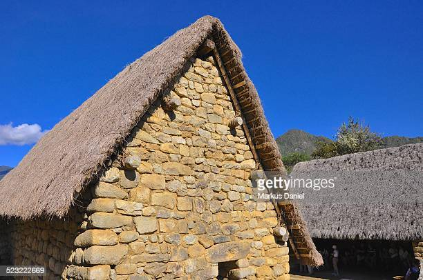 """inca houses at the sacred rock - """"markus daniel"""" stock pictures, royalty-free photos & images"""