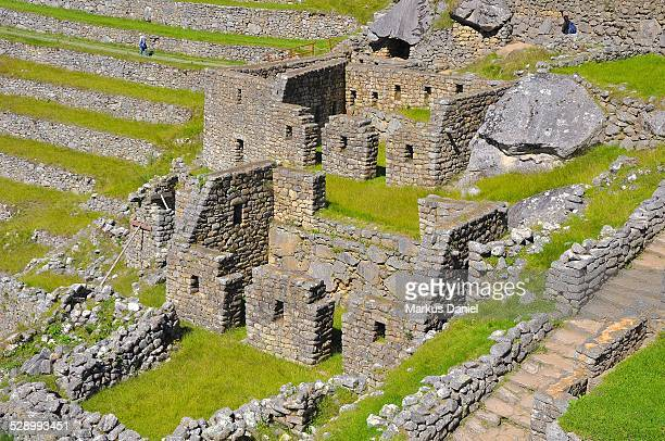 "inca ruins in machu picchu, peru - ""markus daniel"" stock pictures, royalty-free photos & images"