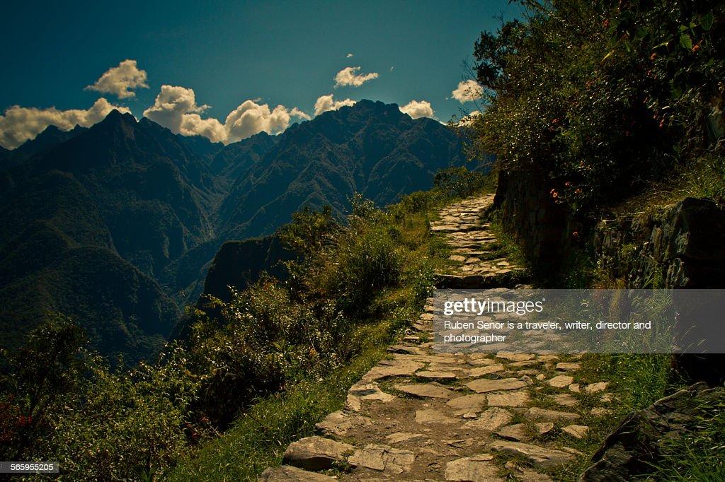 Inca Trail : ストックフォト