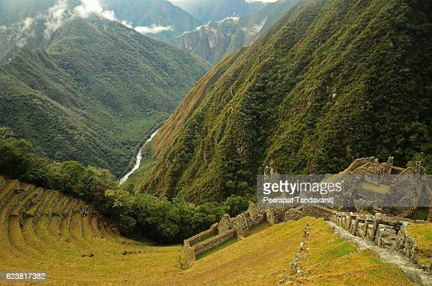 Inca Trail to Machu Pichu
