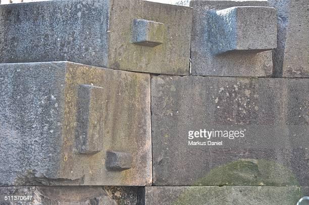 Inca Wall of Coricancha