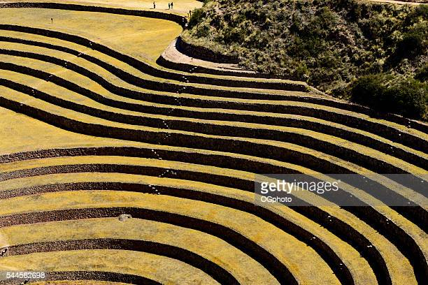 Incan archaeological site of Moray