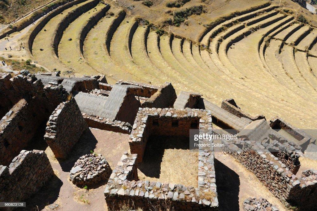 Peru : Illustration : News Photo