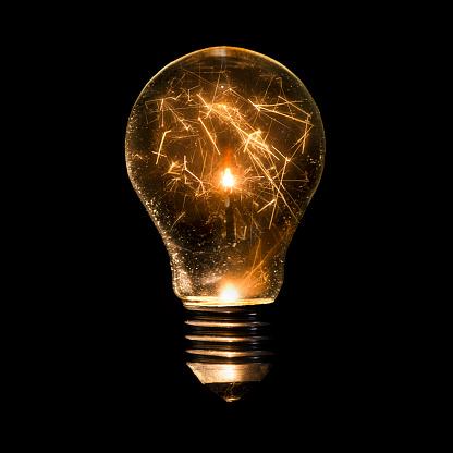 ..incandescent light bulb.. - gettyimageskorea