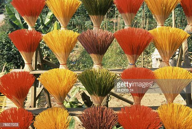 incense for sale - sandalwood stock pictures, royalty-free photos & images