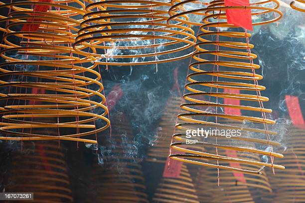Incense Kun Iam Temple Incense coils