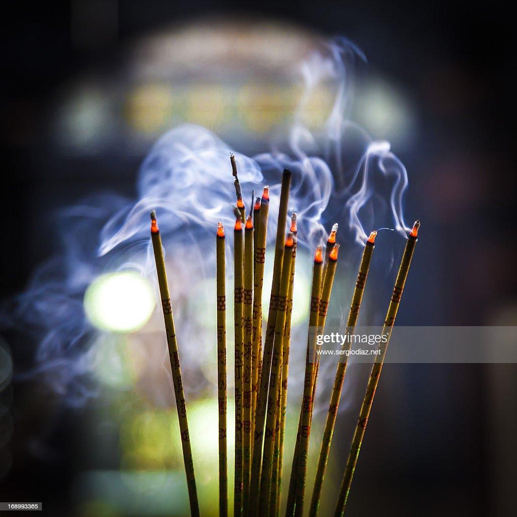 Incense : Stock Photo