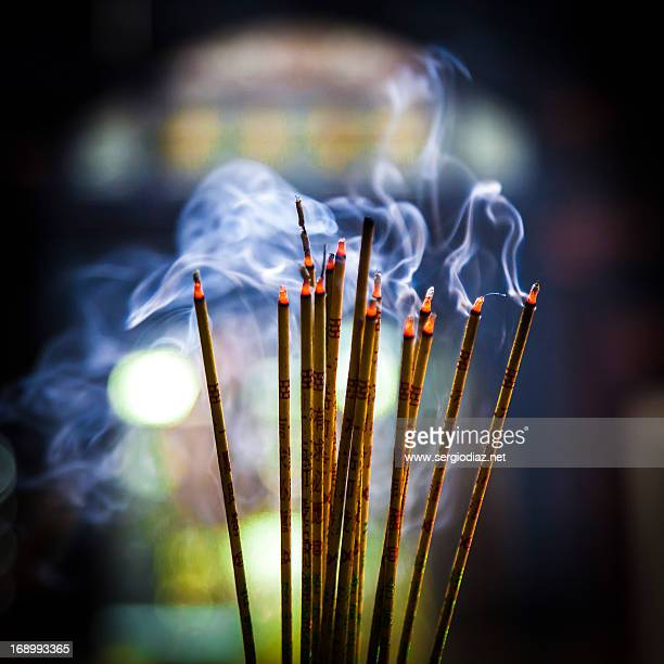 incense - incense stock photos and pictures