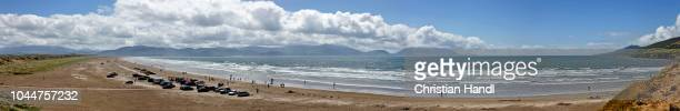 inch beach, kerry, dingle peninsula, ireland - inch stock pictures, royalty-free photos & images