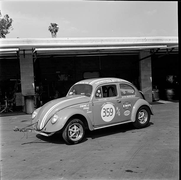 Vw Bug Drag Motor: Inch Pincher VW Beetle Drag Car - EMPI Pictures