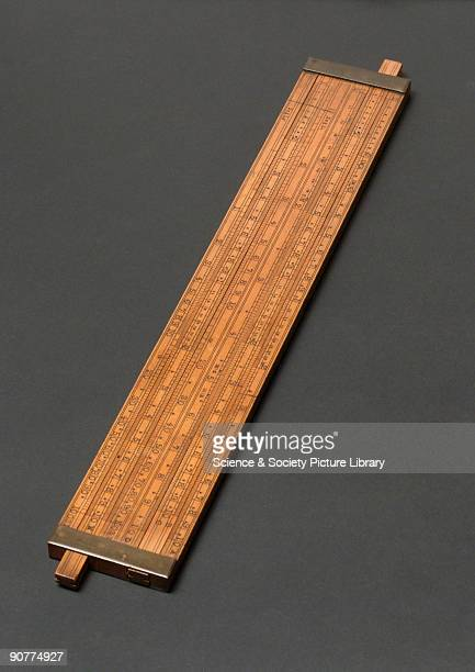 12 inch wooden ullage and casting slide rule made by Dring Face of Tooley Street London Ullage is the term used to describe the loss of alcohol in a...