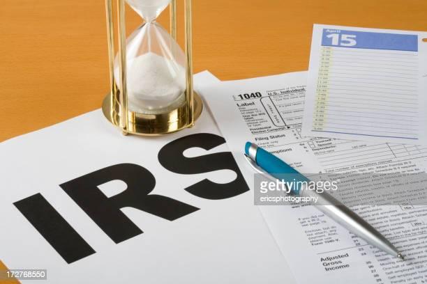 Income tax return time