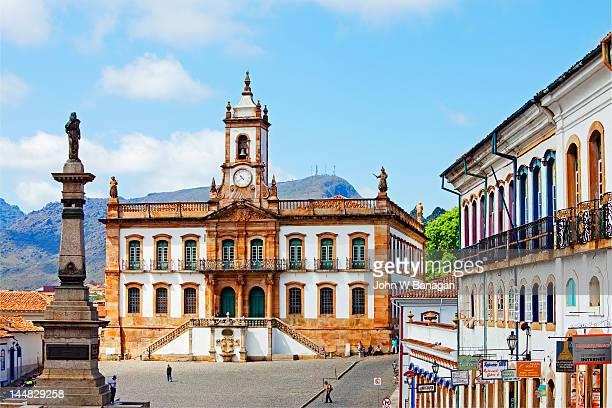 Inconfidencia Museum, Ouro Preto, Minas Gerais