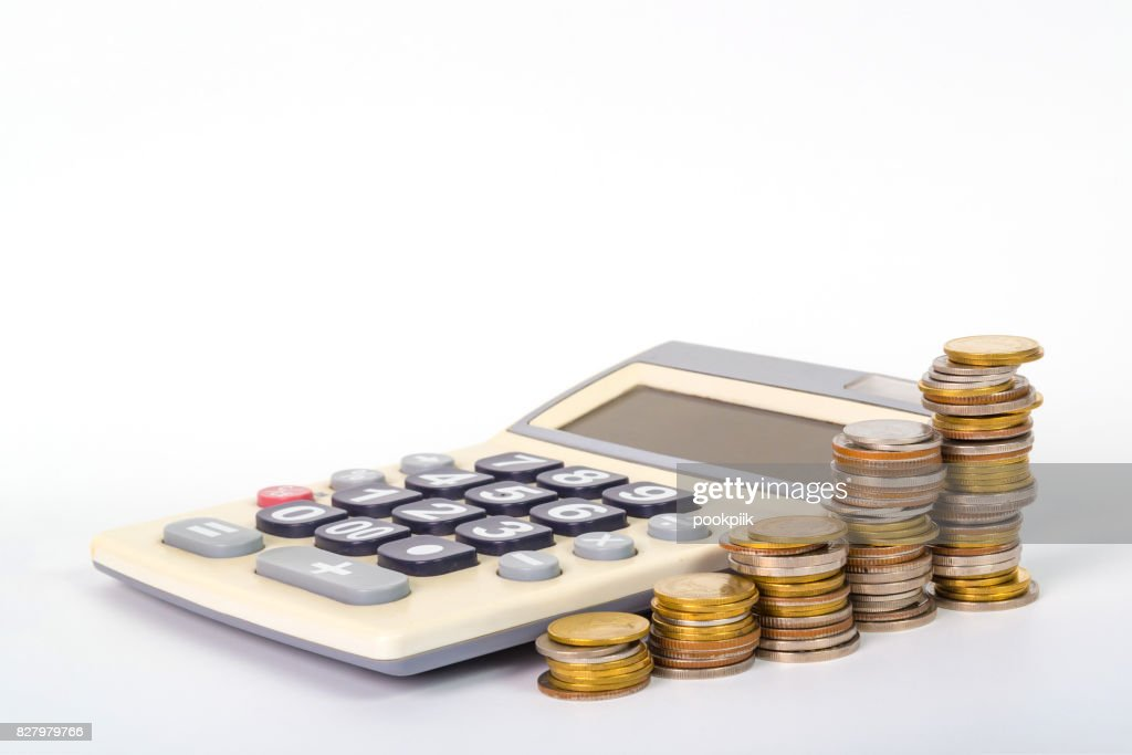 Increasing Columns Of Coins Piles Of Coins Arranged As A