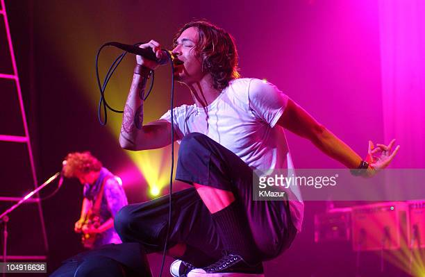Incubus during Incubus performs at Hammerstein Ballroom in NYC at Hammerstein Ballroom in New York City New York United States
