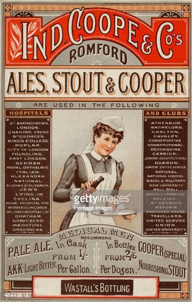 Ind Coope Co Romford Essex c1890