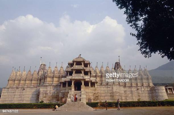Inde du Nord Rajasthan Ranakpur Temple Jaïn Adinath