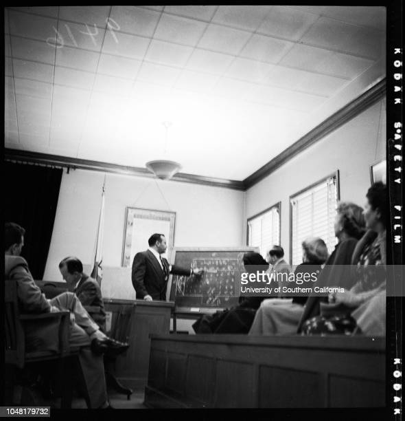 Indecent exposure case 6 December 1951 Lili Saint Cyr defendantJerry Geisler AttorneyHerman Hover on standBernard Gross Deputy District...