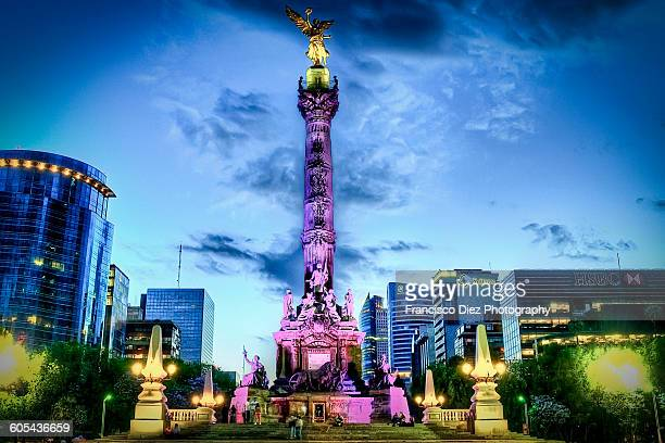 Independence Angel, Mexico