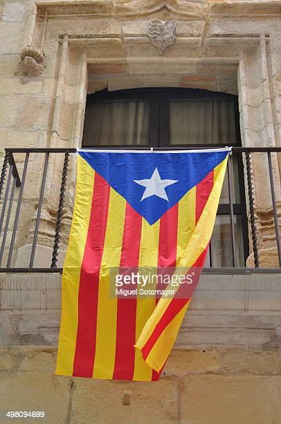 Independence Catalan flag