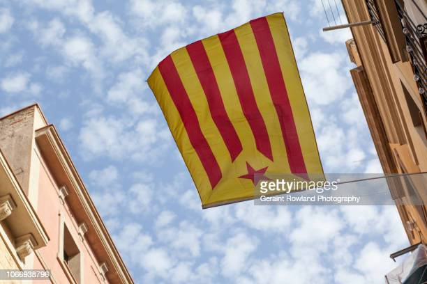 independence - catalonia - katalonien stock-fotos und bilder