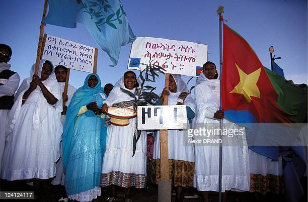 Independence Day Celebration in Asmara Eritrea on May 24 1993