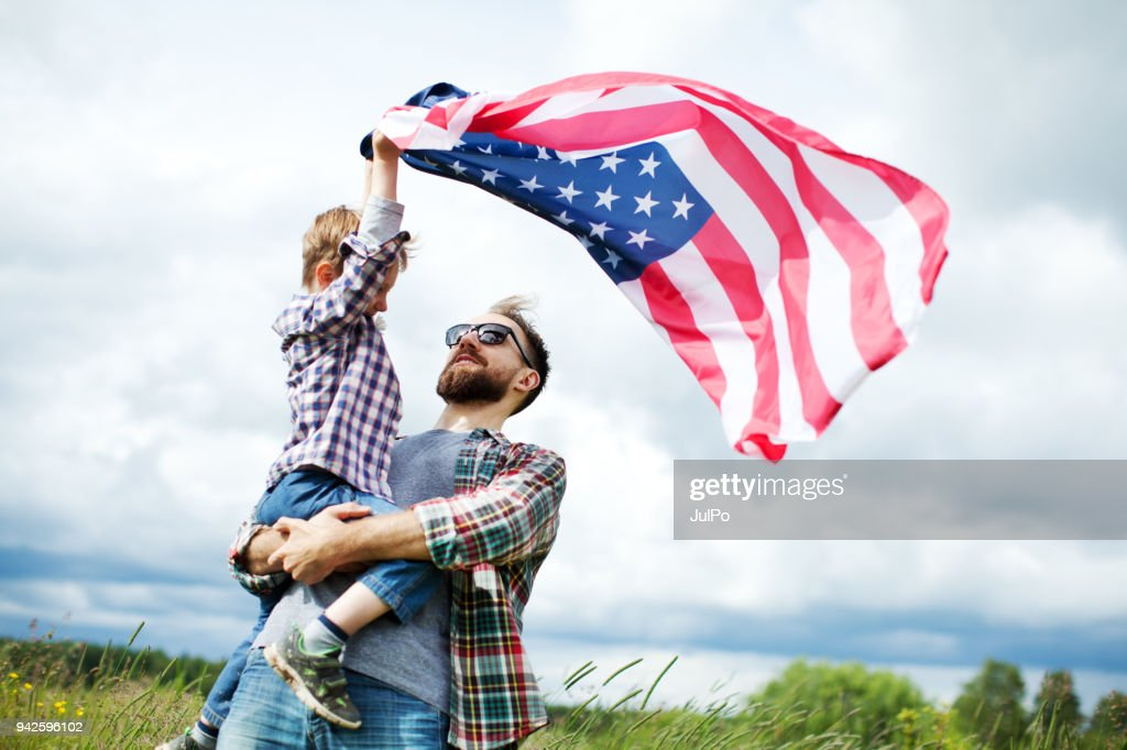 Independence day : Stock Photo