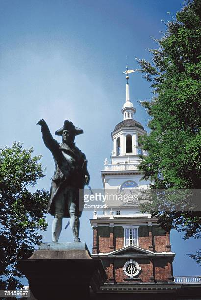 Independence Hall , Philadelphia , Pennsylvania