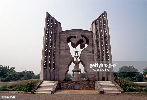 Independence monument Lome Togo