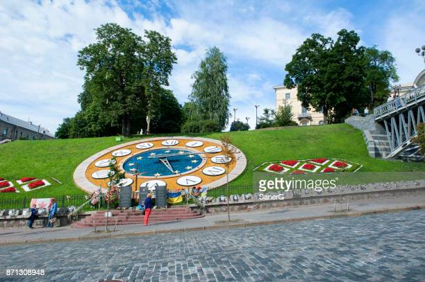 independence square. kiev, ukraine - revolution fort lauderdale stock pictures, royalty-free photos & images