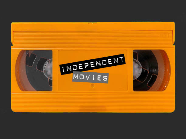 Independent movies VHS cassette