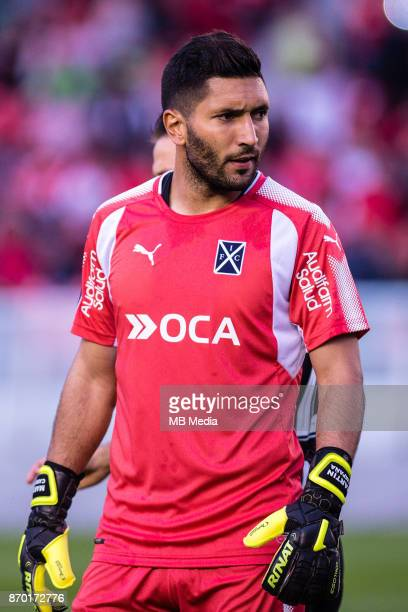 NOVEMBER 02 Independiente Martín Campaña during the Copa Sudamericana quarterfinals 2nd leg match between Club Atletico Independiente and Club...