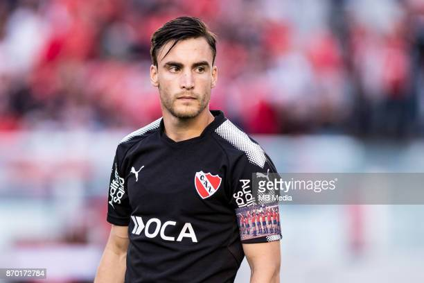 NOVEMBER 02 Independiente Nicolás Tagliafico during the Copa Sudamericana quarterfinals 2nd leg match between Club Atletico Independiente and Club...