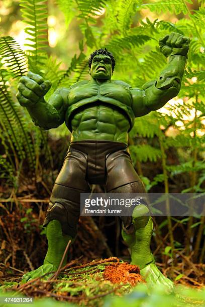 indestructible rage - incredible hulk stock photos and pictures