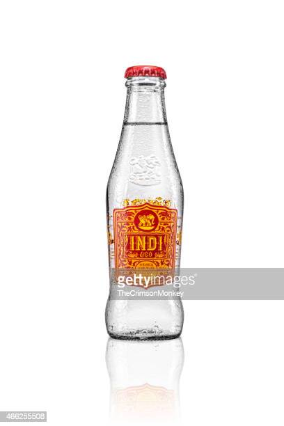 indi tonic water - tonic water stock pictures, royalty-free photos & images