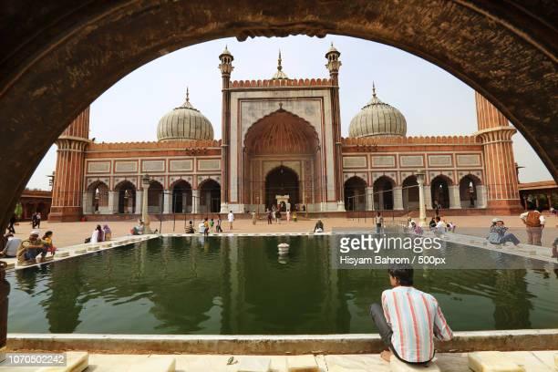 India 2015 09 - Jama' Masjid of Old Delhi