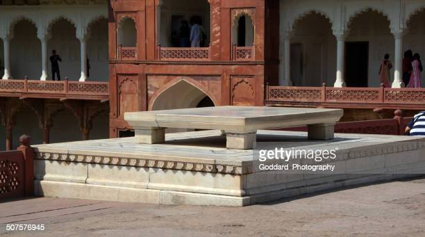 india: agra fort - agra fort stock pictures, royalty-free photos & images
