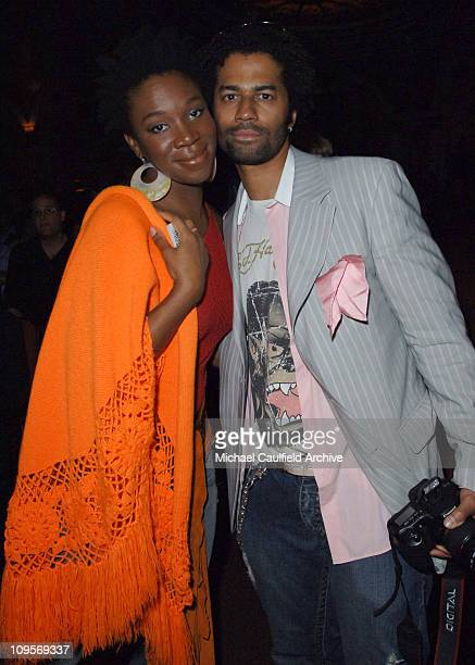 India Arie and Eric Benet during The Recording Academy and Entertainment Industry Foundation Hosts the Second Annual GRAMMY Jam Presented by Mercedes...
