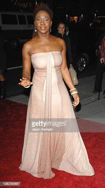 India Arie during The Third Annual UNICEF Snowflake Ball - November 28, 2006 at Cipriani's - 42nd Street in New York City, New York, United States.