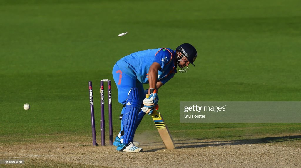 England v India - NatWest International T20 2014