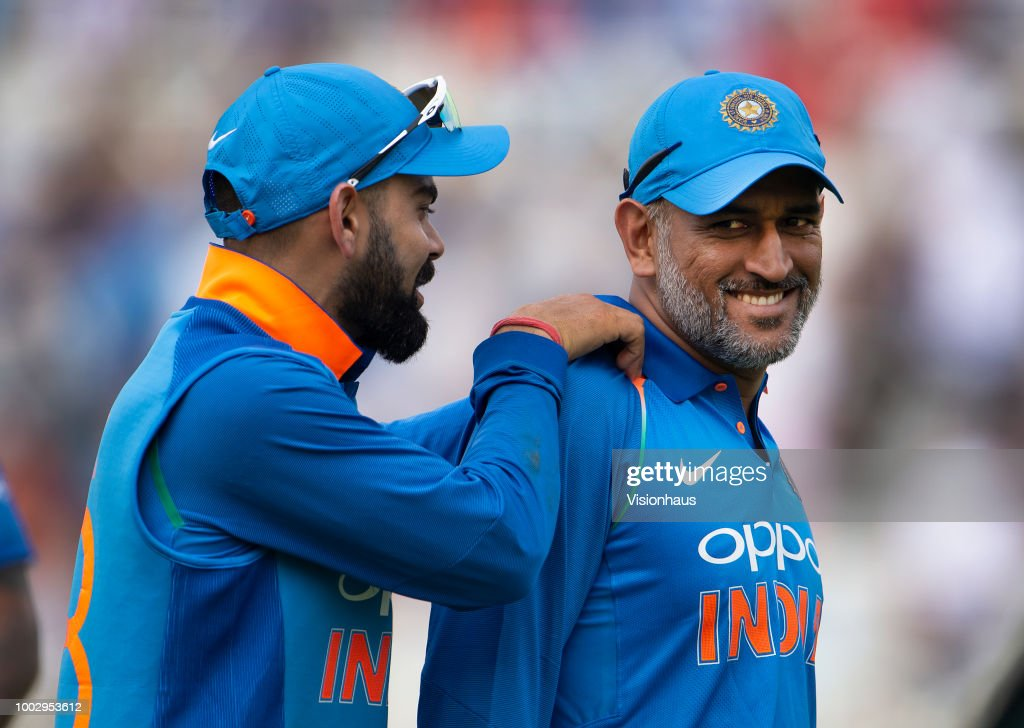 England v India - 1st Royal London ODI : News Photo