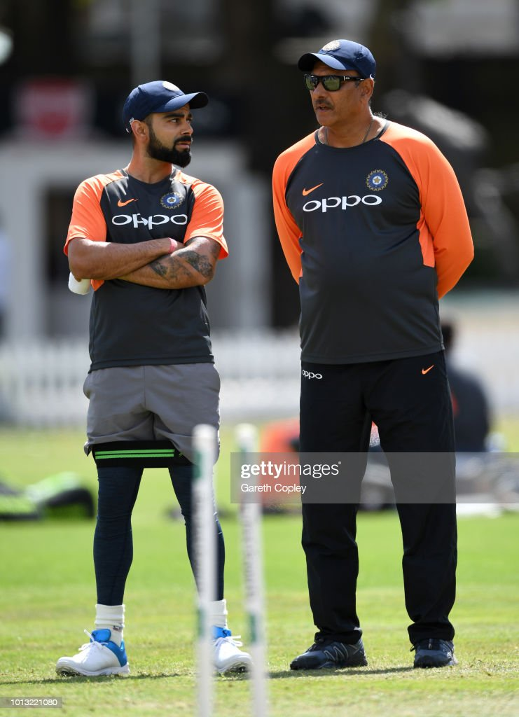 GBR: England v India: Specsavers 1st Test - Day Five