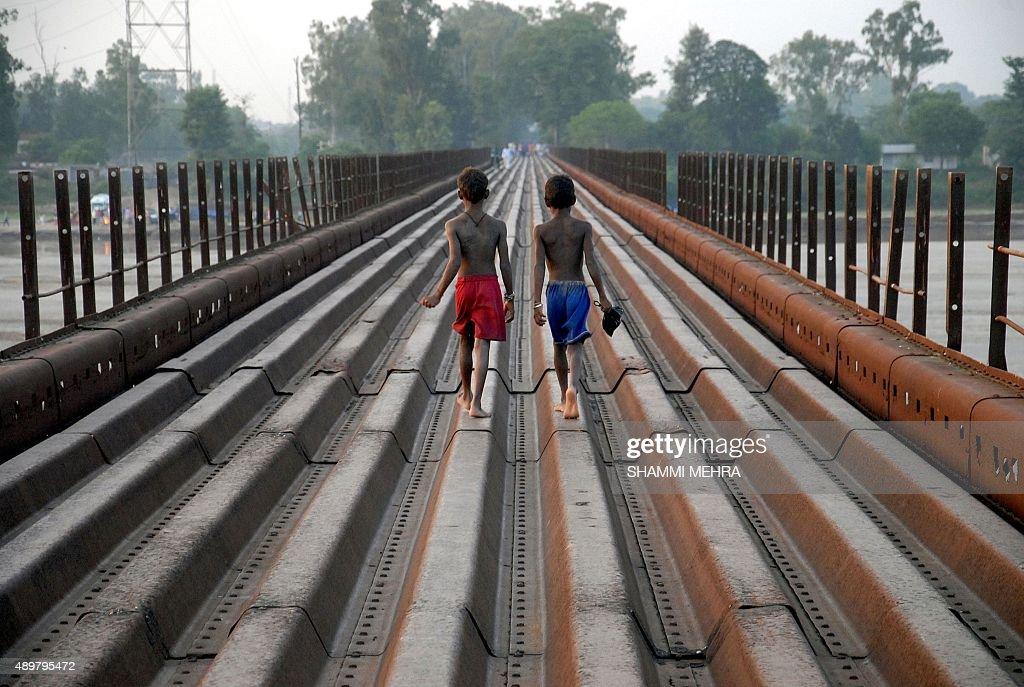 INDIA-SOCIETY : Nachrichtenfoto