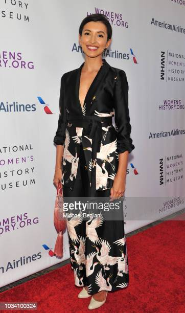 India de Beaufort arrives at Women Making History Awards Los Angeles on September 15 2018 in Los Angeles California