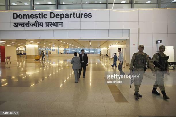 India Delhi New Delhi Indira Gandhi International Airport Domestic Departures