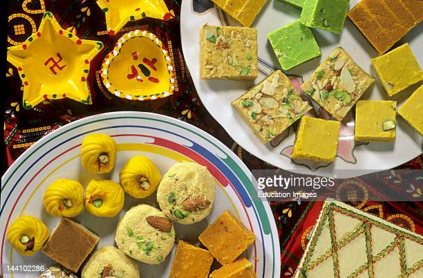 India Diwali Festival Sweets